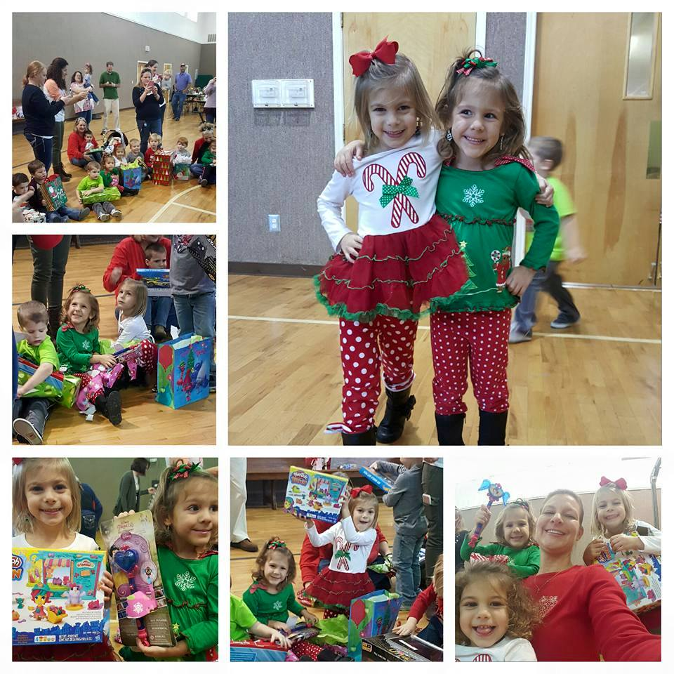 Leaps & Bounds Christmas party